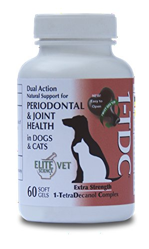 1-TDC NEW TWIST OFF Dual Action Natural Support for Periodon