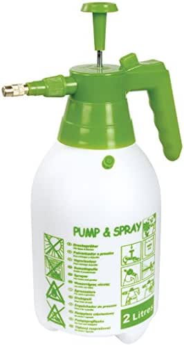HOMEDECISION Hand Pump Garden Sprayer Handheld Pressure Sprayers 2L