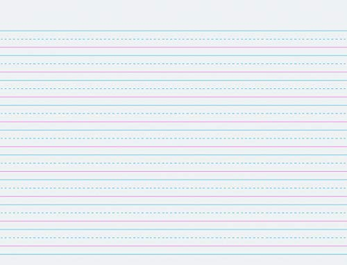 Pacon Multi-Program Handwriting Paper