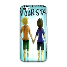 Online Designs fault in our stars in hand PC Hard new iphone 5c case for girls wangjiang maoyi