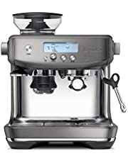 Breville BES878SHY1BCA1 The Barista Pro, Smoked Hickory
