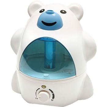 amazoncom spt polar bear ultrasonic humidifier home