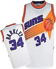 JFGJ Barkley Basketball Jerseys, Man Swingman Sleeveless Vest Tops Fans T-Shirts