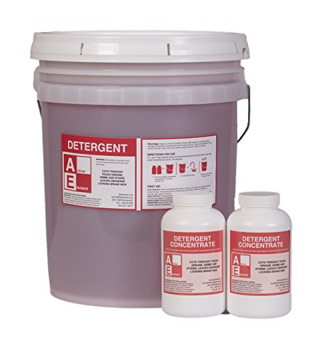 Commercial Dishwasher Flakes, Makes one 5-gallon pail