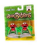 Sesame Street Elmo Bow Biters Shoe Lace Locks Red