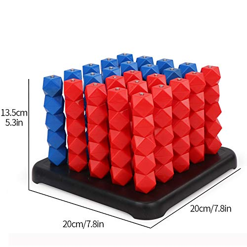YEIBOBO ! 3D Chess for Connect Four and Connect Five Spatial Thinking Games