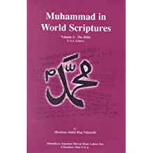Muhammad in World Scriptures: The Bible