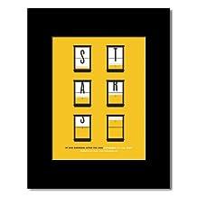 STARS - San Francisco 2007 Mini Poster - 19.2x14.4cm