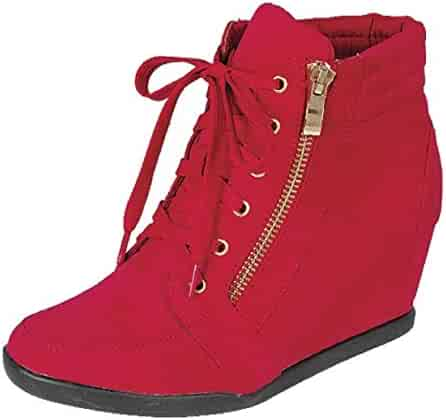 0cac708d9f78a Shopping 5.5 - Wedge - Under $25 - Boots - Shoes - Women - Clothing ...