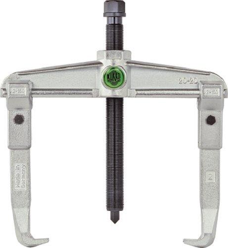 KUKKO 20-20 Abzieher zweiarmig Spannungstiefe 150mm Spannungsweite 60-200mm
