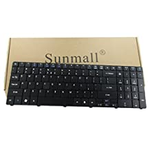SUNMALL Laptop Keyboard Replacement for Acer Aspire for aspire 5250 5251 5253 5336 5551 5552 5560 5733 5733z 5736Z 5738Z 5740 5741 5742 5750 5750G 5810 7741 7551 Series US Layout (6 Months Warranty)