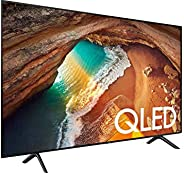 "Samsung QN55Q60RAFXZA 55"" (3840 x 2160) Smart 4K Ultra High Definition QLED TV - (Ren"