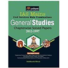 IAS Mains General Studies Chapterwise Solved Papers 2011-1997