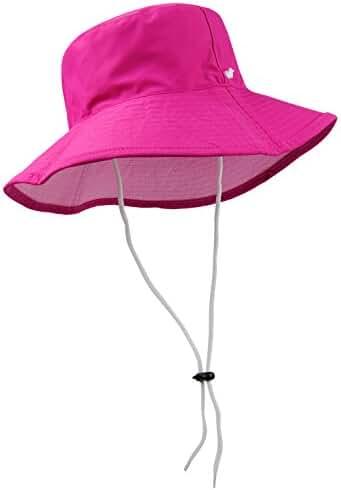 Tuga Girls Reversible Bucket Hats - UPF 50+ Sun Protection Sun Hats