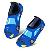 Mabove Kids Swim Water Shoes Non-Slip Quick Dry
