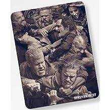Sons of Anarchy Fleece Blanket | Fight Scene