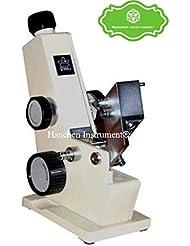 2WAJ Lab Monocular Abbe Refractometer 0 95 Brix 1 300 1 700 ND