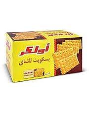 Ulker Tea Biscuits, 12 X 80g X12 - Pack of 1, 0126290