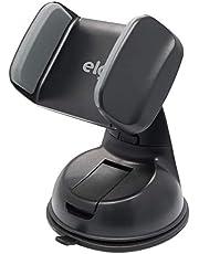 Suporte Veicular Para Smartphones Tipo Garra com Ventosa, ELG, Preto