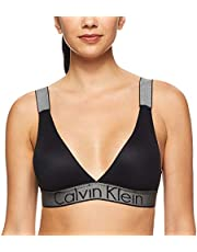 Calvin Klein Women's 720 Customised Stretch Crop Bra