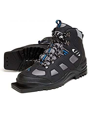 25fa620eac Whitewoods New Adult 301 3 Pin 75mm Nordic Cross Country XC Insulated Ski  Boots
