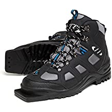 New Whitewoods 301 75mm 3 Pin CROSS XC COUNTRY Insulated Ski Boots EU 36-49