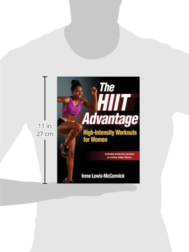 The HIIT Advantage: High-Intensity Workouts for Women: Amazon ...