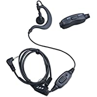 HYT EHS09 earhook style VOX headset with push to talk for TC-320 TC320