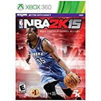 The Excellent Quality NBA 2K15 X360