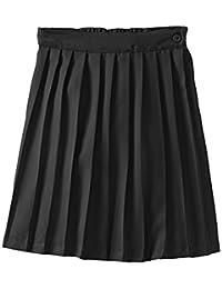 Genuine Big Girls' Classic Pleated Skirt