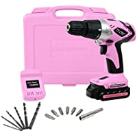 Pink Power Pp181Li Lithium Ion Cordless Explained