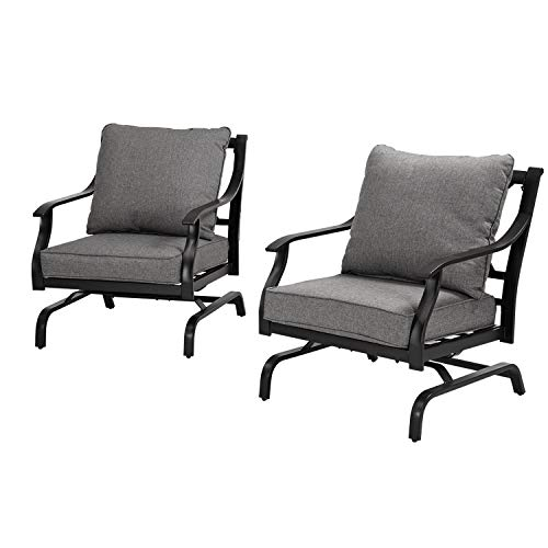 Grand patio Bistro Conversation Set of 2 Outdoor