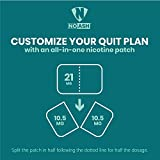 Nicotine Patches to Quit Smoking 21 Clear Patches