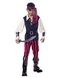 California Costumes 00588M Cutthroat Pirate/Child Costume