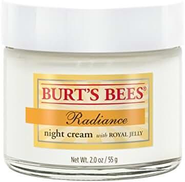 Burt's Bees Radiance Night Cream, 2 Ounces