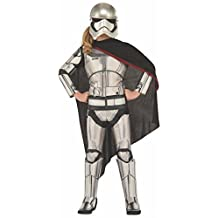 Star Wars Episode VII: The Force Awakens Deluxe Captain Phasma Child Costume