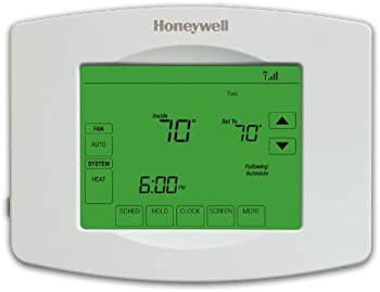 Honeywell Wi-Fi Touchscreen 7-Day Programmable Thermostat