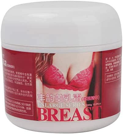 Breast Enhancement Cream, Natural Plant Extracts - Breast Firming Bust Enlargement Enhancement Lifting Cream Skin Care Natural Curves, Firming, Lifting and Plumping