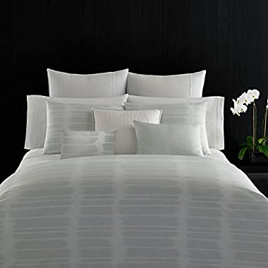 King Duvet Cover (Vera Wang Painted Stripe)