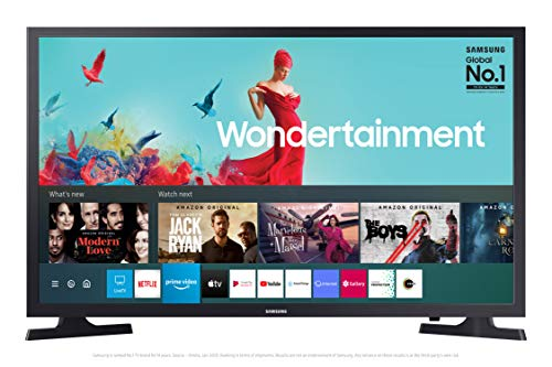 Samsung 80 cm (32 inches) Wondertainment Series HD Ready LED Smart TV UA32TE40AAKBXL (Titan Gray)
