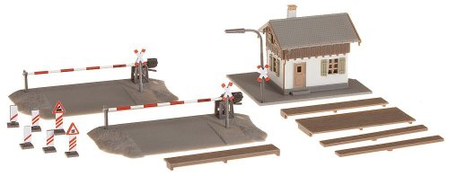 Faller 222174 Level Crossing N Scale Building Kit Kit Kit c2c797