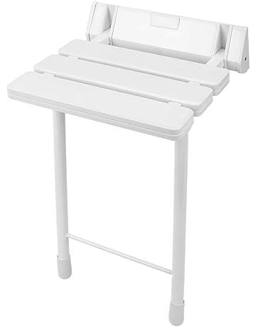 Taburetes y asientos de ducha y baño | Amazon.es