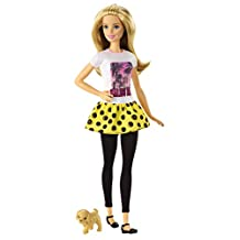 Barbie and Her Sisters in a Puppy Chase Barbie Doll