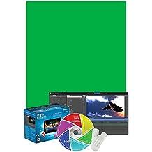 Westcott Illusions Video Green Screen Software Lite Bundle
