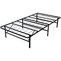 Homegear Platform Metal Bed Frame / Mattress Foundation - Twin