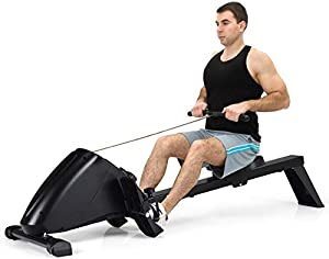 GYMAX Magnetic Rowing Machine