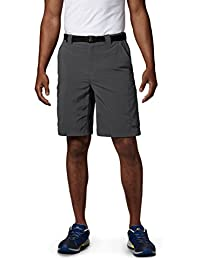 Men's Silver Ridge Cargo Short, Breathable, UPF 50 Sun...