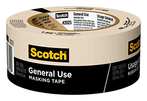 Scotch Masking Tape for