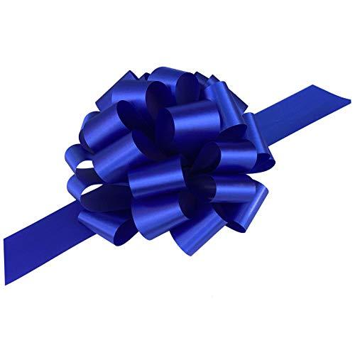 Large Royal Blue Ribbon