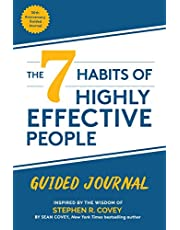 The 7 Habits of Highly Effective People: 30th Anniversary Guided Journal